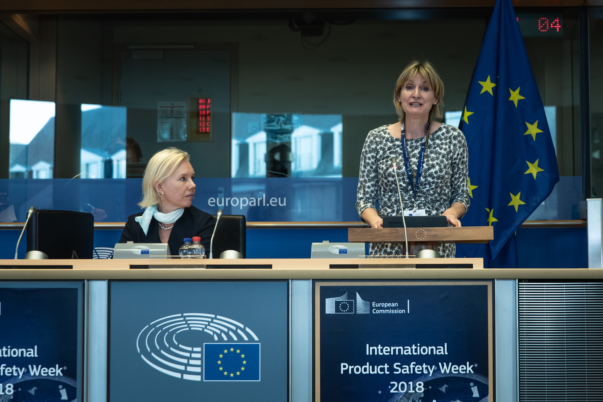 International Product Safety Week 2018 / European Commission / ProPager / Laura PERERA SAN MARTIN, 2018.